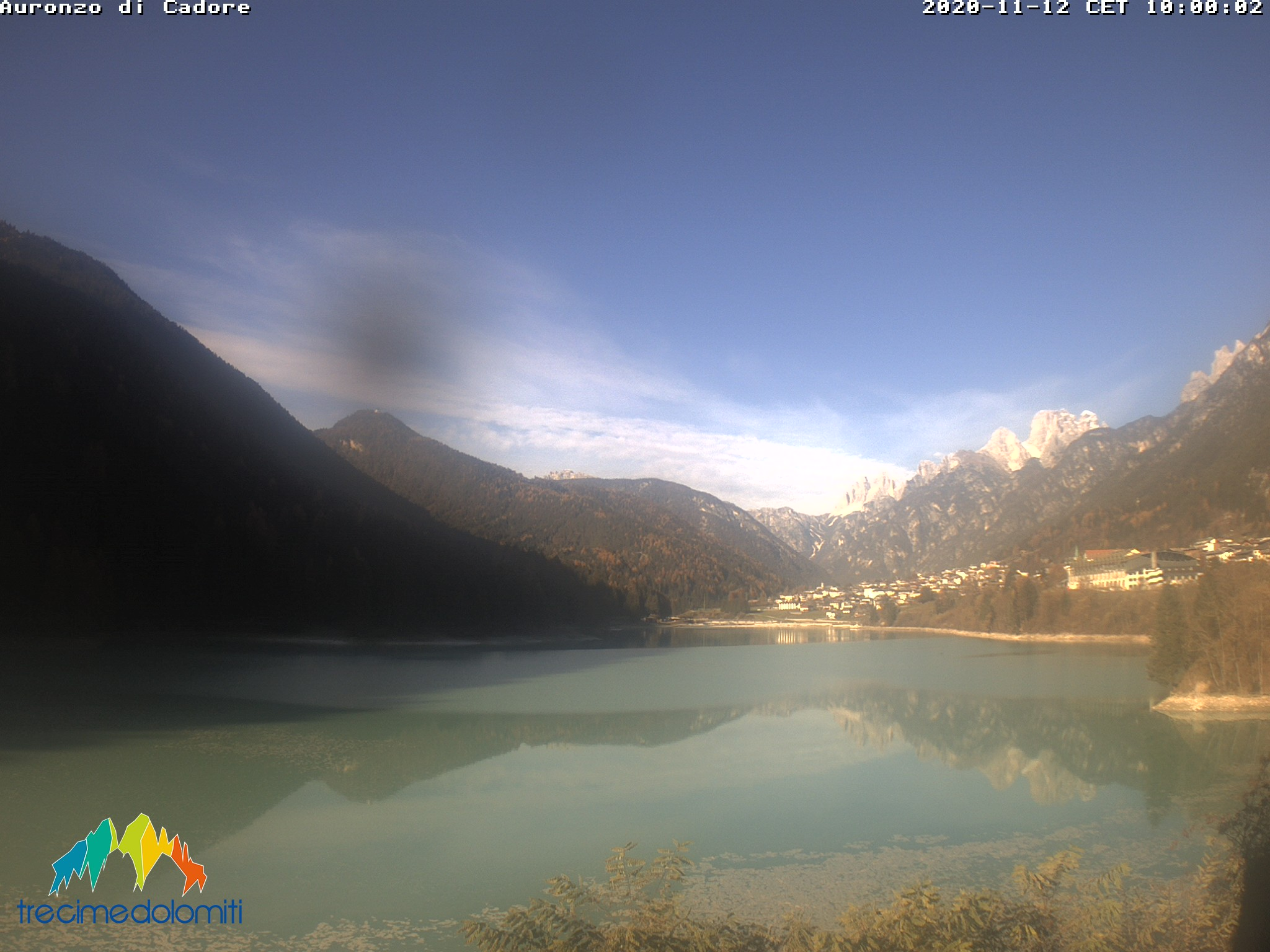 Webcam Auronzo